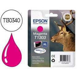 INK-JET EPSON STYLUS T1303 MAGENTA OFFICE BX320F EXTRA ALTA CAPACIDAD