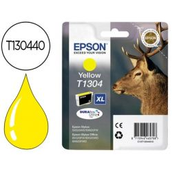 INK-JET EPSON STYLUS T1304 AMARILLO OFFICE BX320F