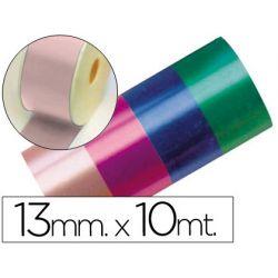 CINTA FANTASIA 10 MT X 13 MM ROSA