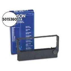 CINTA IMPRESORA EPSON ERC-23B NEGRA M-250 250A 255 255A 260 260A 264 265 265A 280 280A AV TM-267/267