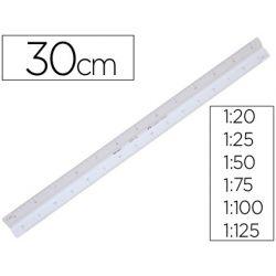 ESCALA FABER PLASTICO 153-A -1:20-25-50-75-100-125