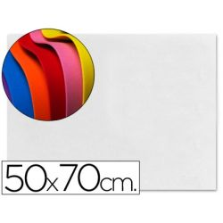 GOMA EVA LIDERPAPEL 50X70CM 60G/M2 ESPESOR 1.5MM BLANCO