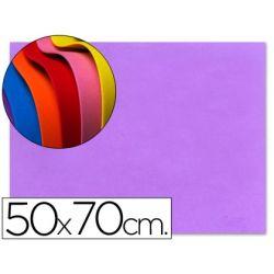 GOMA EVA LIDERPAPEL 50X70CM 60G/M2 ESPESOR 1.5MM LILA