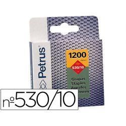 GRAPAS PETRUS N. 530/10 -CAJA DE 1200 GRAPAS