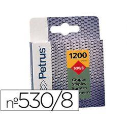 GRAPAS PETRUS N. 530/8 -CAJA DE 1200 GRAPAS