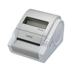 IMPRESORA DE ETIQUETAS/TICKET BROTHER CONX. USB/SERIE CORTE AUTOMATICO / 110MM/SEG