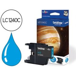 INK-JET BROTHER LC-1240C CIAN -600PAG- MFC-J6510DW MFC-J6710DW MFC-J6910DW