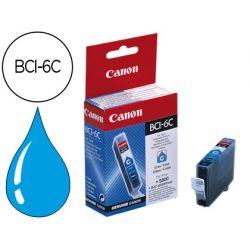INK-JET CANON BCI-6C CYAN ORIGINAL PARA CANON S800/900 S9000