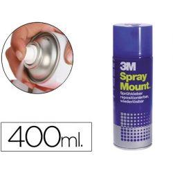 PEGAMENTO SCOTCH SPRAY MOUNT 400 ML -ADHESIVO REPOSICIONABLE
