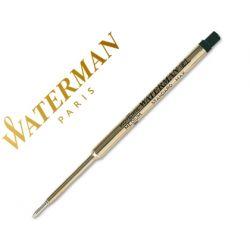 RECAMBIO BOLIGRAFO WATERMAN -STANDAR MAXIMA-53425-NEGRO