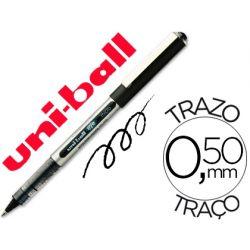 ROTULADOR UNI-BALL ROLLER UB-150 MICRO EYE NEGRO 0,5 MM -UNIDAD