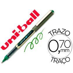 ROTULADOR UNI-BALL ROLLER UB-157 VERDE 0,7 MM UNIDAD