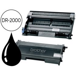 TAMBOR BROTHER DR-2000 -PARA HL-2030 2040 2070N FAX-2820 2825 2920 DCP-7010 7025 MFC-7225N 7420 7820