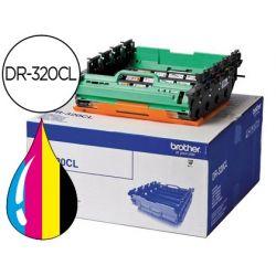 TAMBOR BROTHER DR-320CL -25,000PAG- HL-4140CN HL-4150CDN HL-4570CDW DCP-9055CDN DCP-9270CDW