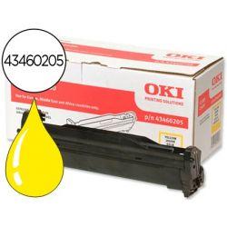 TAMBOR OKI C3300/3400 AMARILLO -15000 PAG- TYPE C9