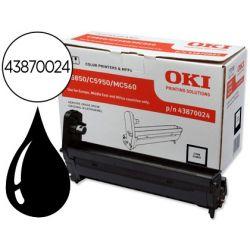 TAMBOR OKI C5850/5950 NEGRO -20000PAG-