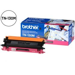 TONER BROTHER TN-130M HL-4040CN/4050CDN/4070CDW DCP-9040/9045 MFC-9440/9840 MAGENTA -1.500@5%-