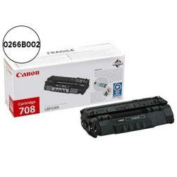 TONER CANON LBP-3300/3360 NEGRO CART-708