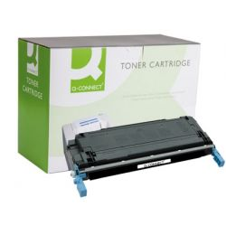 TONER Q-CONNECT COMPATIBLE HP C9730A PARA COLOR LASERJET 5500 -13.000PAG-