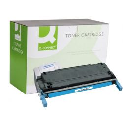 TONER Q-CONNECT COMPATIBLE HP C9731A COLOR LASERJET 5500 -12.000PAG-