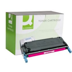 TONER Q-CONNECT COMPATIBLE HP C9733A COLOR LASERJET 5500 -12.000PAG-