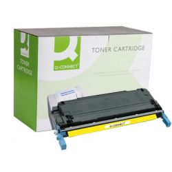TONER Q-CONNECT COMPATIBLE HP C9732A COLOR LASERJET 5500 -12.000PAG-