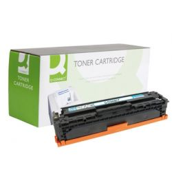 TONER Q-CONNECT COMPATIBLE HP CB541A COLOR LASER JET 1215/1515/1518 -1.400PAG-