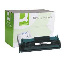 TONER Q-CONNECT COMPATIBLE HP Q2612A PARA LASERJET 1010 -2.000PAG-