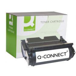 TONER Q-CONNECT COMPATIBLE LEXMARK 12A6735 PARA OPTRA T520/T522 -20.000PAG-