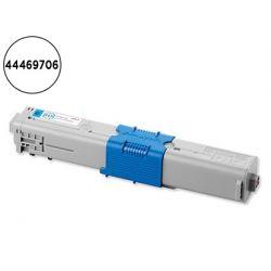 TONER OKI C300 C500 CIAN -2.000 PAG-