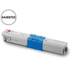 TONER OKI C300 C500 MAGENTA -2.000 PAG-