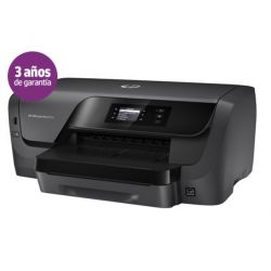 Impresora hp officejet pro 8210 22 ppm negro / 18 ppm color tinta wifi.