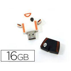 MEMORIA USB 16GB CAMISETA SENYERA VALENCIA CF