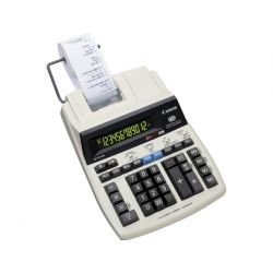CALCULADORA CANON IMPRESORA MP120 MG ES II PANTALLA LCD 12 DIGITOS COLOR GRIS