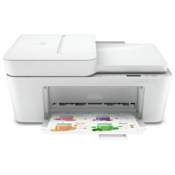 EQUIPO MULTIFUNCION HP DESKJET PLUS 4120 AIO COLOR WIFI A4 8,5 PPM COPIADORA ESCANER IMPRESORA TINTA