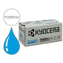 TONER KYOCERA MITA TK-5220C CIAN ECOSYS M5521CDW, ECOSYS M5521CDN 1200 PAG