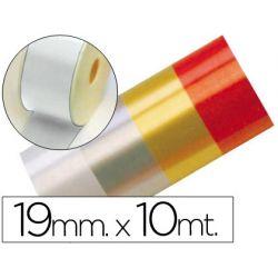 CINTA FANTASIA 10 MT X 19 MM BLANCO