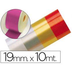 CINTA FANTASIA 10 MT X 19 MM FUCSIA