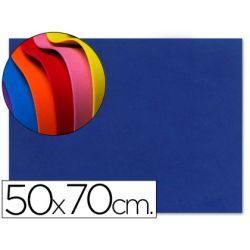 GOMA EVA LIDERPAPEL 50X70CM 60G/M2 ESPESOR 1.5MM AZUL