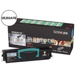 TONER LEXMARK E250/350/352 RETORNABLE 3500 PAG