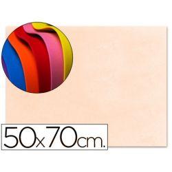 GOMA EVA LIDERPAPEL 50X70CM 60G/M2 ESPESOR 1.5MM CARNE