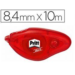 PEGAMENTO PRITT ROLLER COMPACT PERMANENTE 8,4 MM X 10 M