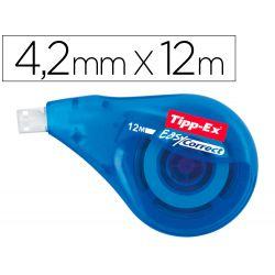 CORRECTOR TIPP-EX EASY LATERAL 4,2 MM X12MTS