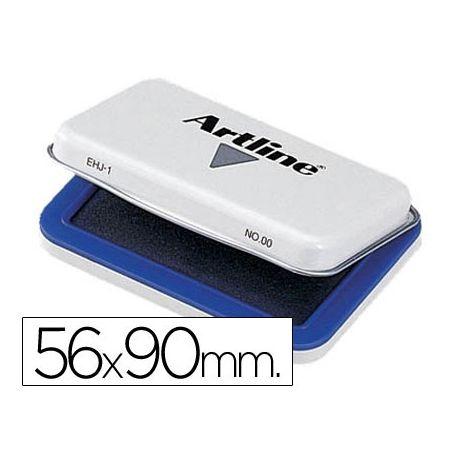 TAMPON ARTLINE N. 0 AZUL -56X90 MM