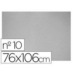 CARTON GRIS N. 10 76X106 CM -HOJAS