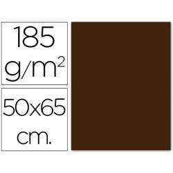 CARTULINA GUARRO MARRON/CHOCOL-50X65 CM -185 GR