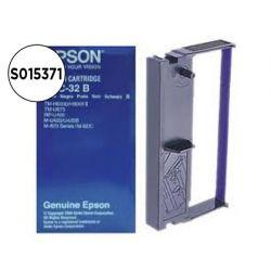 CINTA IMPRESORA EPSON ERC-32B NEGRA TM-H6000