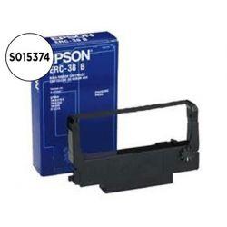 CINTA IMPRESORA EPSON ORIG. TM-300/TM-U200/TM-U210/TM-375 ERC-38B NEGRA