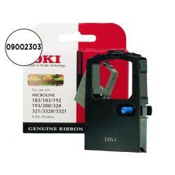 CINTA IMPRESORA OKI ML280/320/321/3320/3321 CINTA NEGRA -3 MILLONES DE CARACTERES-