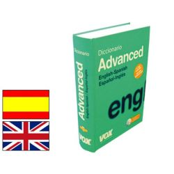 DICCIONARIO VOX ADVANCED INGLES ESPA¾OL-ESPA¾OL INGLES